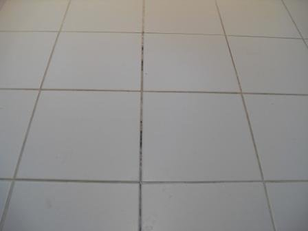 Grout Colouring - Before