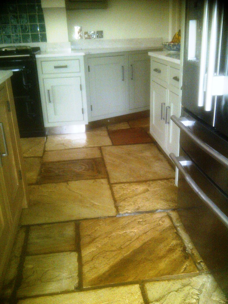 Sandstone Hannington After Sealing