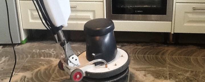 Slate Tiles Towcester Scrubbing