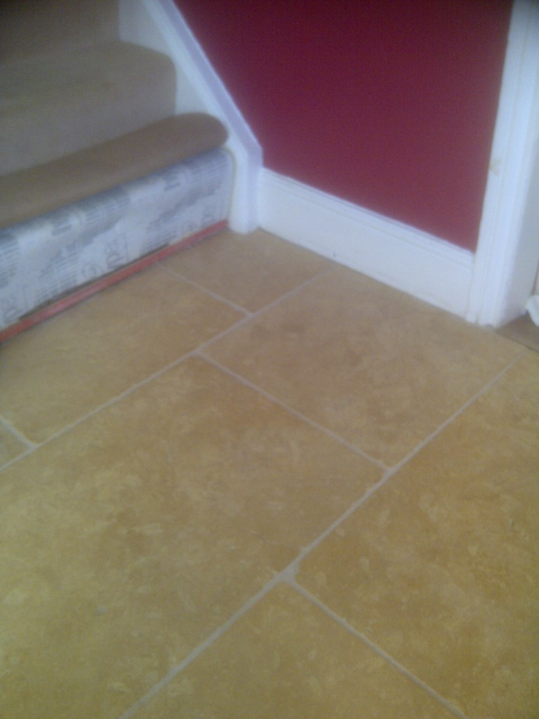 Noce Marble After Cleaning Oundle