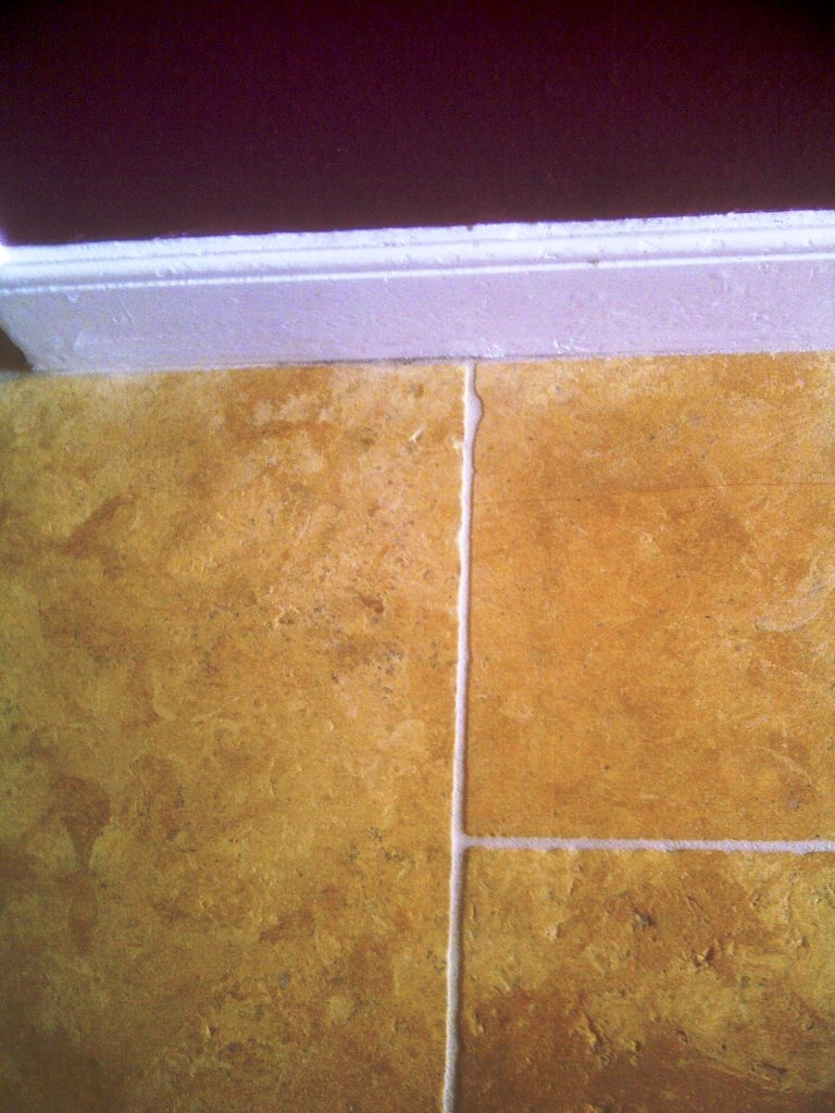 Noce Marble After Sealing Oundle