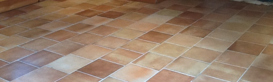 Grout Cleaning Difficulty in a Rushden Kitchen