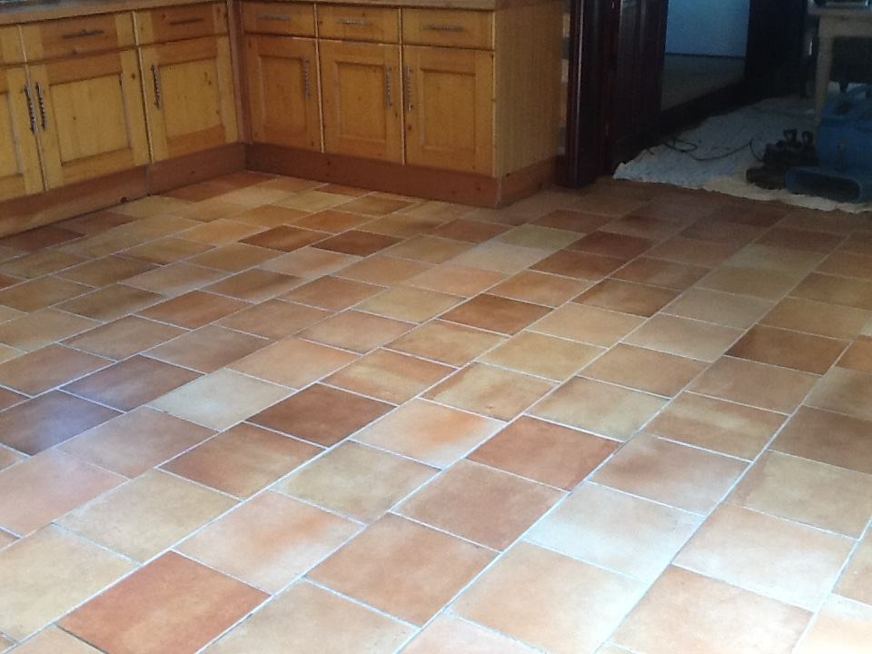 Pictures Below Show The Overall End Result After Allowing The Floor