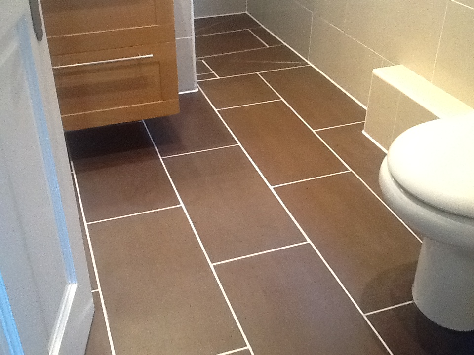 Diy Grout Cleaning Disaster After Colouring Alderton