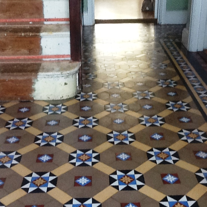 Victorian Floor After Repairs in Wellingborough
