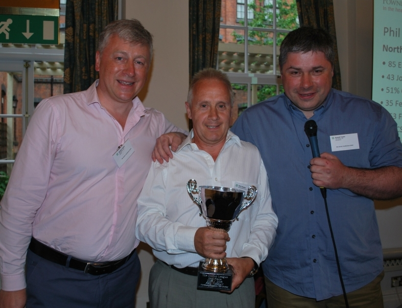 Phil Vissian Runner up 2nd Place Winner of the 2015 Tile Doctor of the Year Competition