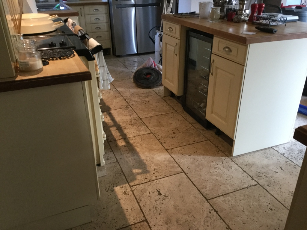 Travertine Tile Cleaning Archives - Northamptonshire Tile ...